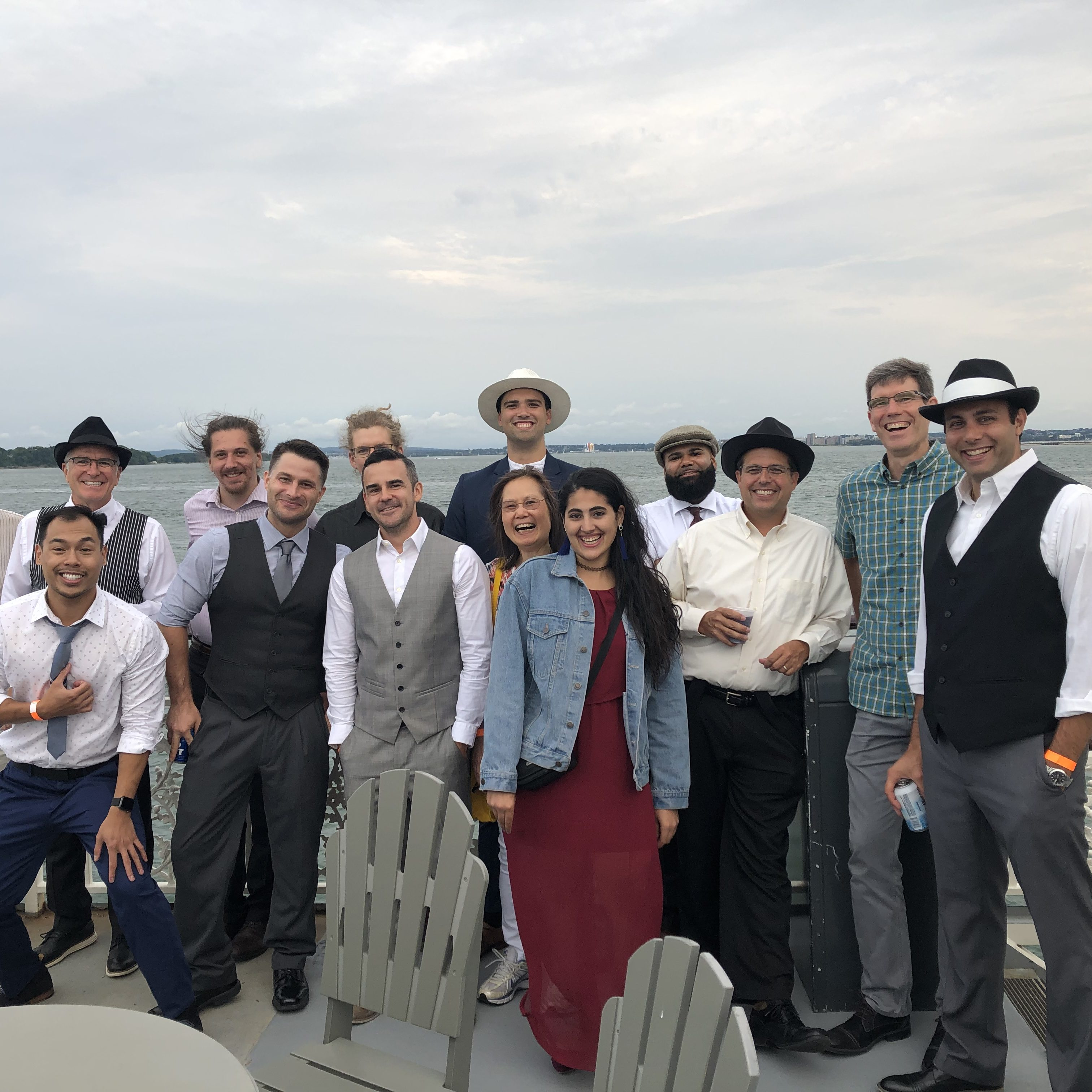 Fusion Optix DLFNE Boat Cruise 2019
