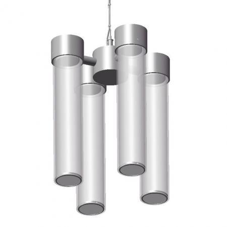 Fusion Optix LED Cylinder Pendant